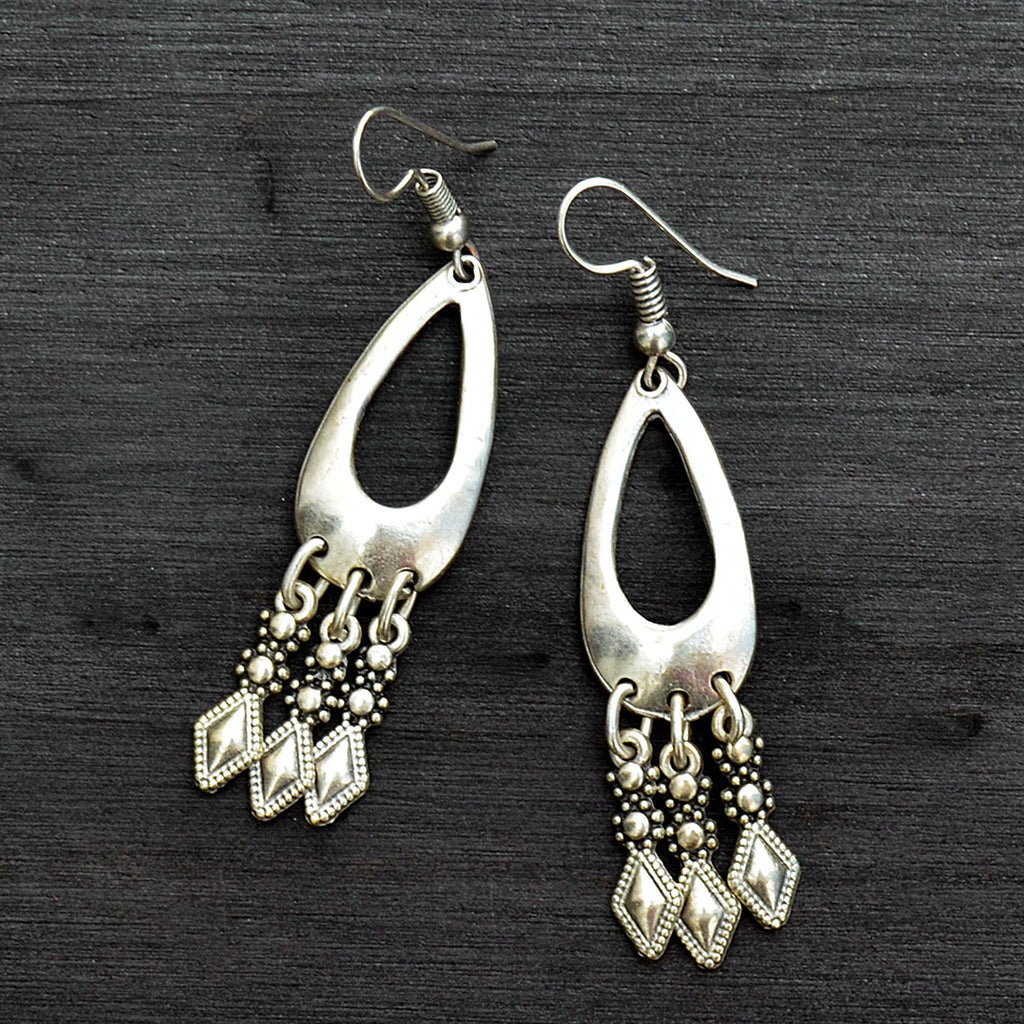 Gypsy turkish earrings