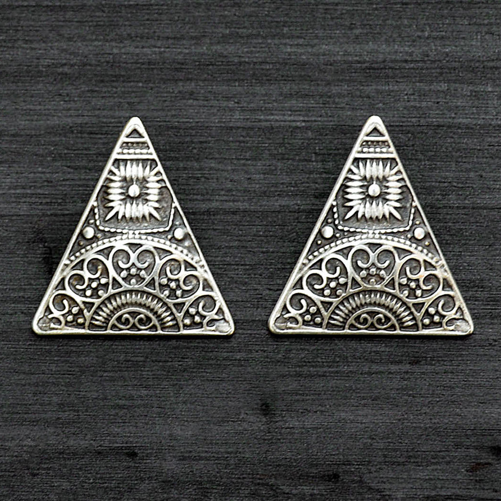 Ancient mexico earrings