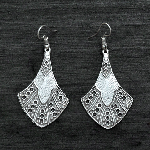 Ancient Turkish Earrings