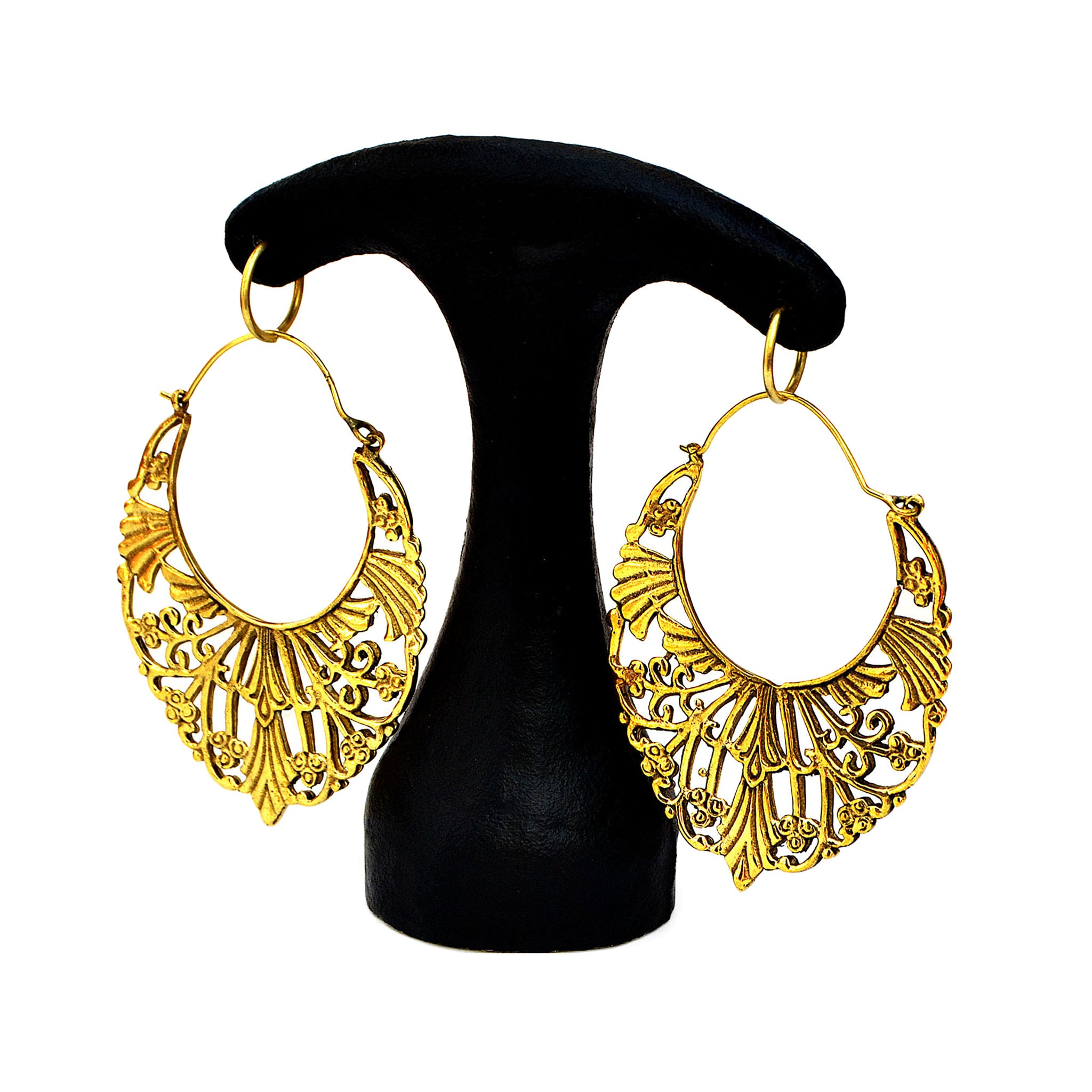 rings bahubali with hair for chain design earrings product aadita women heavy ear