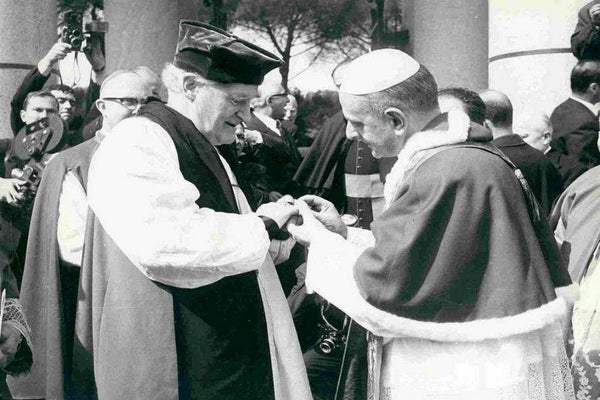Pope Paul VI Canonised  - Is Humanae Vitae the only Story?