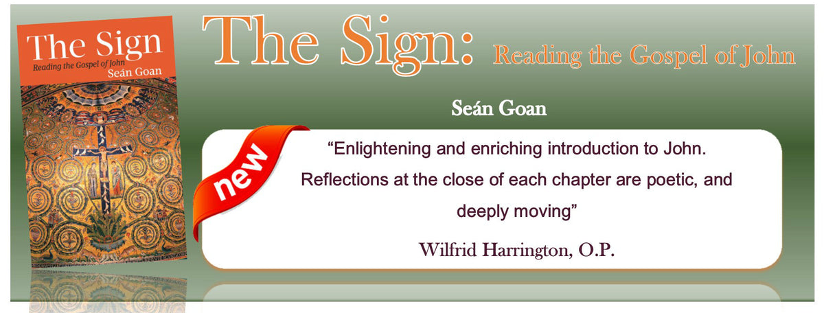 The Sign book by Sean Goan with review from Wilfrid Harrington