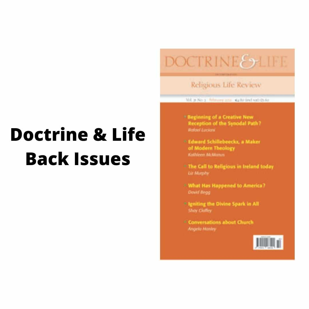 Doctrine & Life - Back Issues