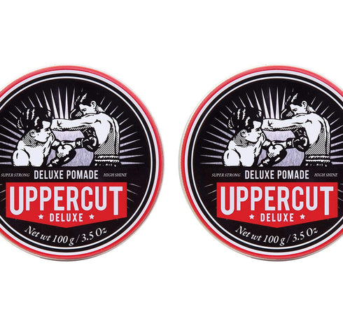 Uppercut 2 Piece Deluxe Pomade, 7 Ounce