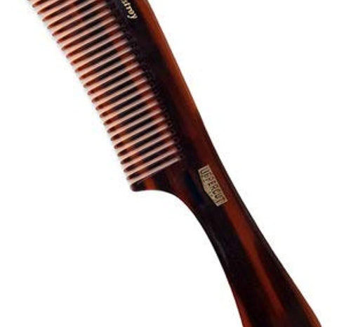 Uppercut Deluxe CT9 Tortoise Styling Comb - Minimal Static, Flexible - Slick & Destroy