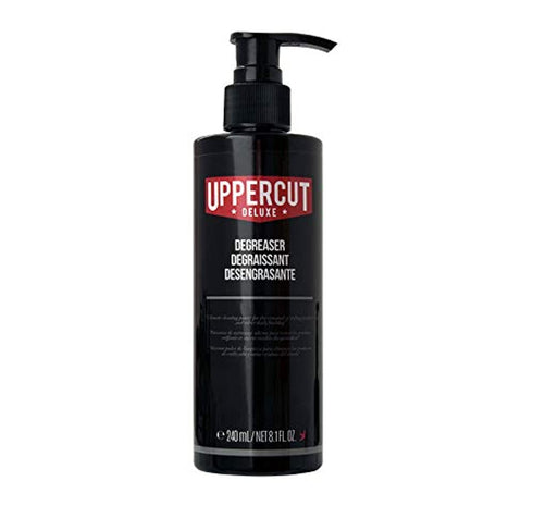 Uppercut Deluxe Clarifying Degreaser Shampoo for Men, 8 fl. oz / 240ml