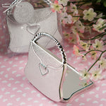Elegant  Reflections Collection  Purse Design Mirror Compacts