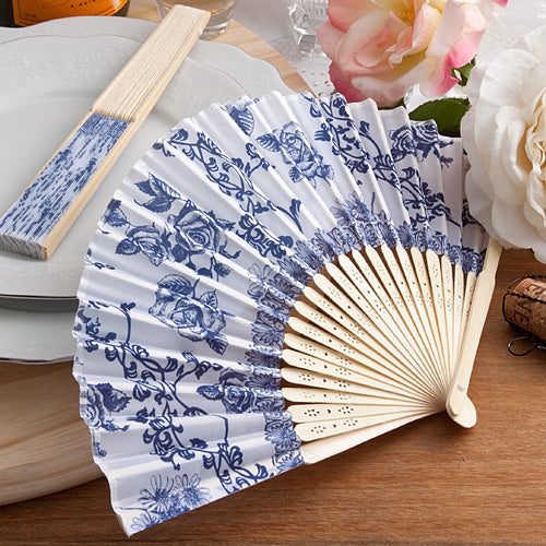 Elegant French Country Design Fan favours