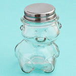 Perfectly Plain Collection Teddy Bear Jars