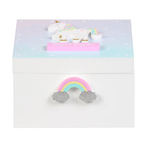 "Unicorn Magic MDF Jewellery Box ""Magical Keepsakes"""