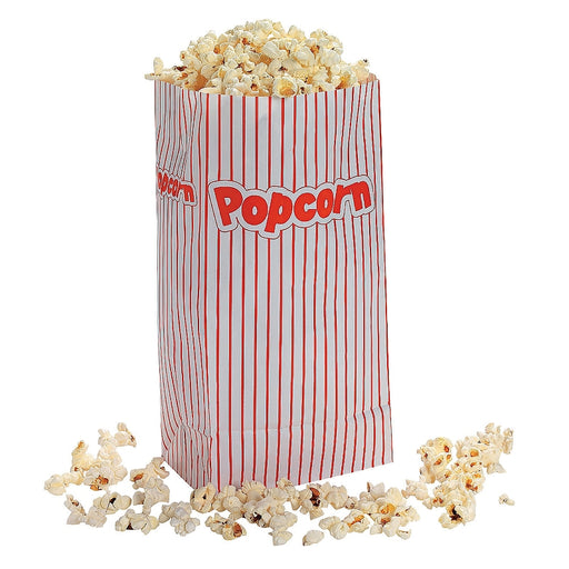 12 x Popcorn Bags Movie Nights
