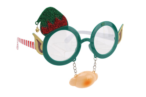 Christmas Glasses Elf