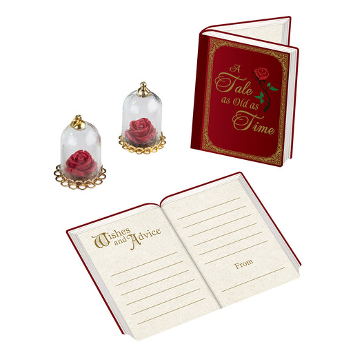 Lillian Rose Fairy Tale Signing Cards and Rose Dome favours