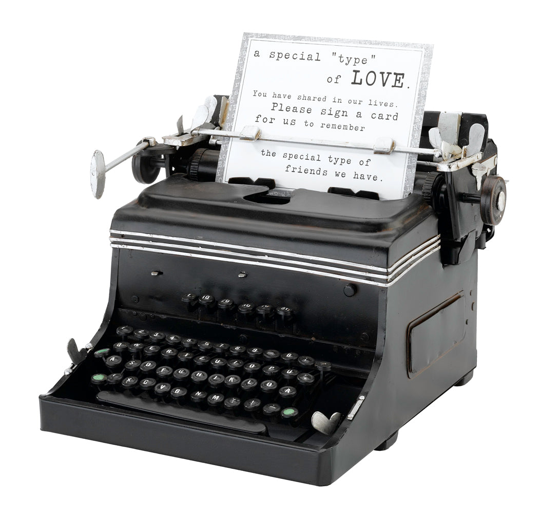 1945 Mini Typewriter