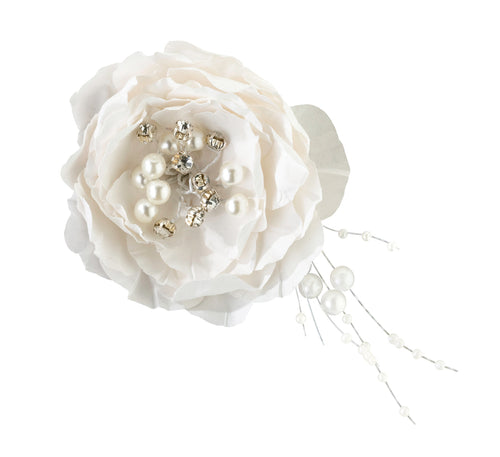 Chic And Shabby Hair Clip Pin Decoration