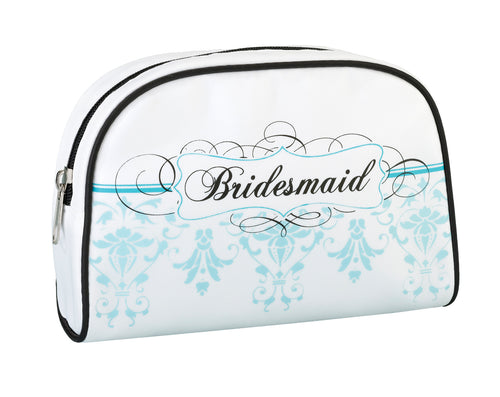 Bridesmaid Travel Bag Aqua