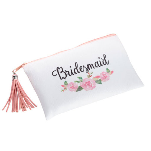 Lillian Rose Watercolor Floral Bridesmaid Survival Bag
