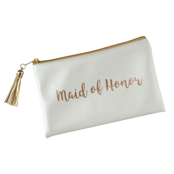 Lillian Rose Gold Maid of Honor Survival Bag