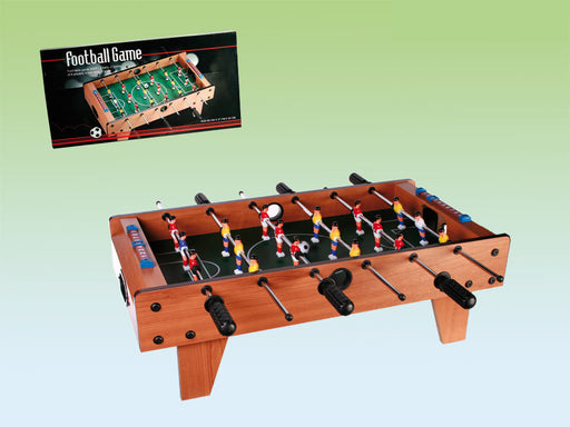 Wooden Table Top Football
