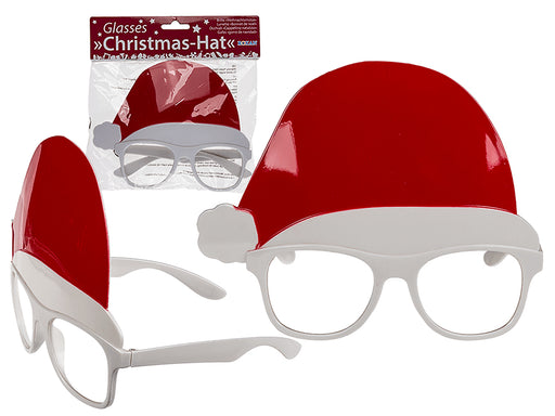 Christmas Hat Glasses