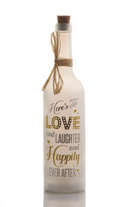 Happily Ever After Starlight Bottle