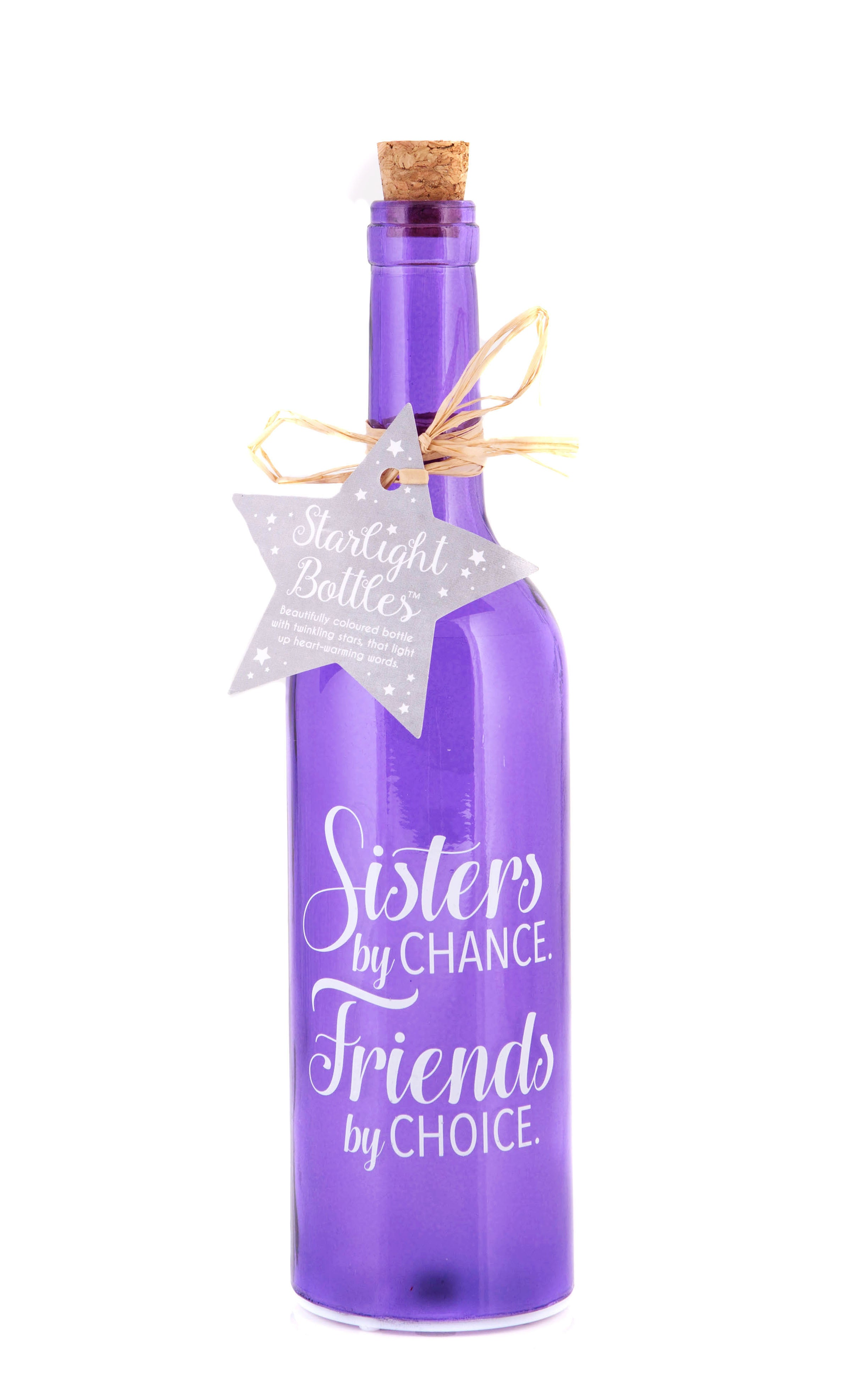 Sisters by Chance Starlight Bottle