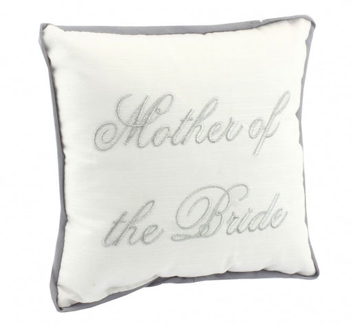 Mother of The Bride Cushion Gift - Wedding