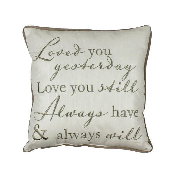Amore Cushion Love Always 35cm