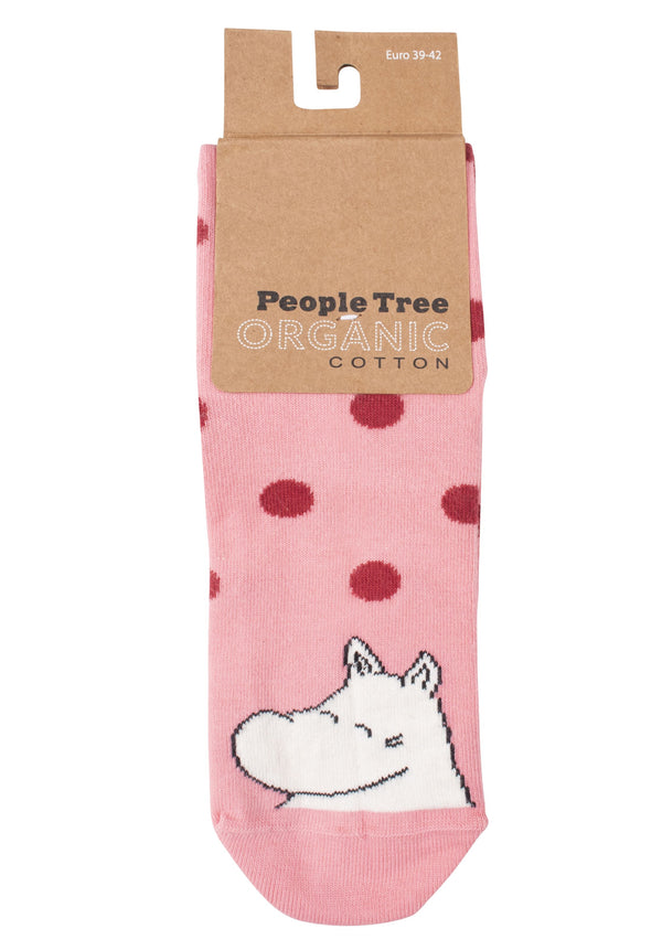 Moomin Socks in Red