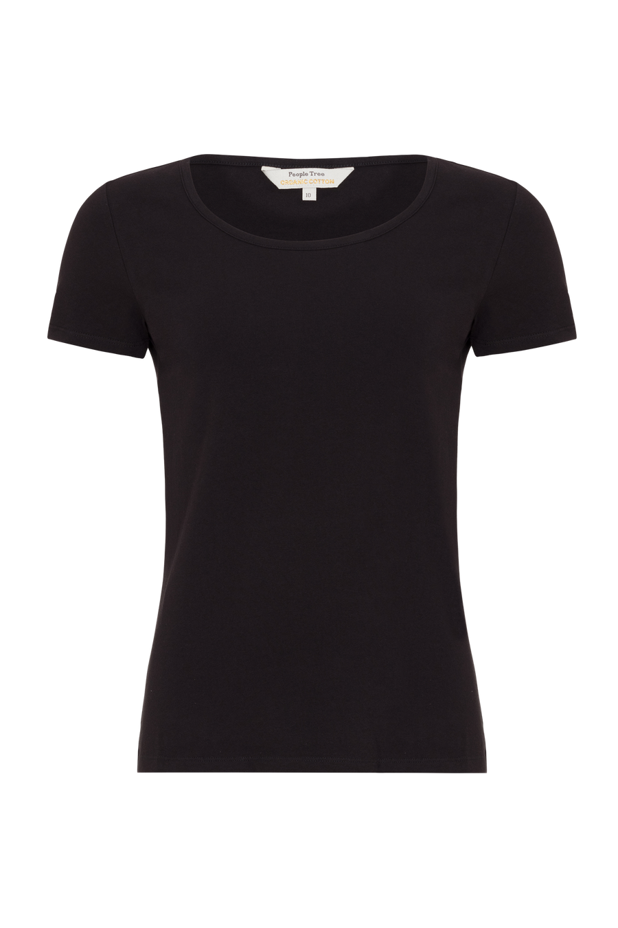 Gaia Tee in Black