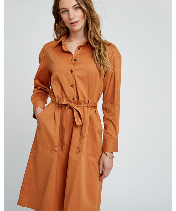 Penny Shirt Dress