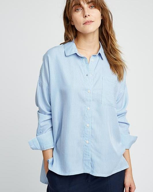 Alice Stripe Shirt
