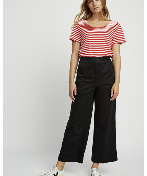 Bella Wide Leg Trousers