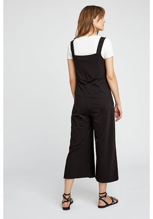 Diana Black Jumpsuit