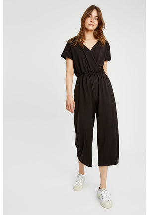 Evelyn Jumpsuit in Black