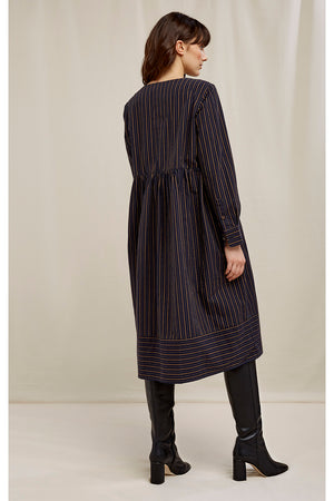 Freja Striped Dress XS-M