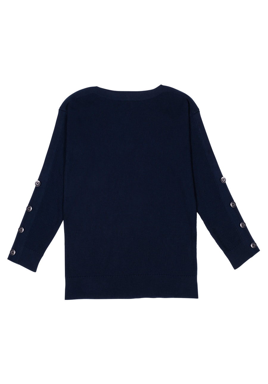 Adriana Jumper - Navy
