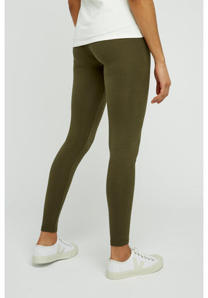 Leggings khaki