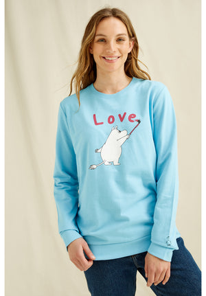 Moomin Love Sweatshirt