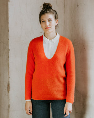Edith Sweater - Salsa