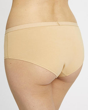 Low Rise Short / Beige
