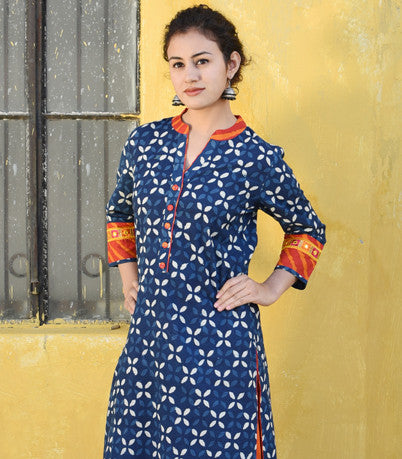 Contemporary wear for women, dresses, tunics, kurtis, palazzos, rayon, cotton, party wear, embroidered, printed.