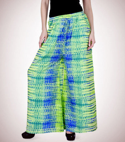 Rayon, multicoloured, printed, bottoms, pants, palazzos, casuals, casual wear.