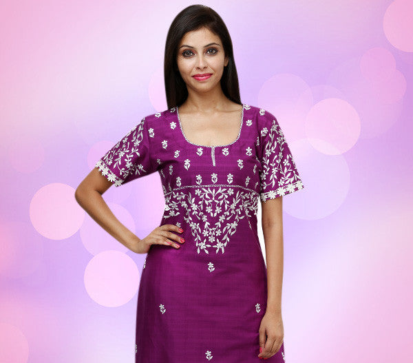 Georgette, net, silk, cotton, cotton blend, party wear, online shopping, embroidered, sequined, printed, kurtis, kaftans, palazzos, pants, fusion wear.