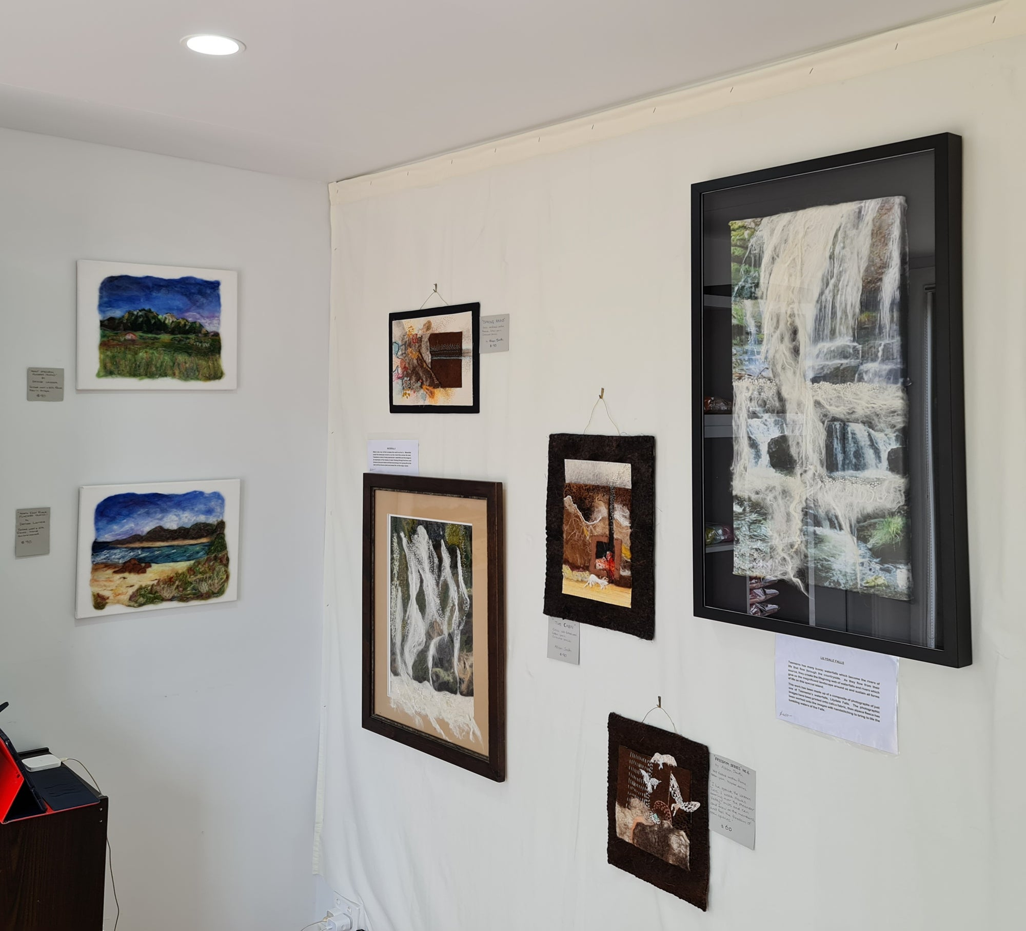 Artist In Residence Trail Tasmania Exhibition