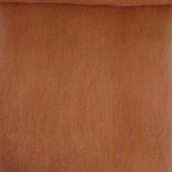 Apricot Sherbet Prefelts - Highland Felting and Fibre Supplies