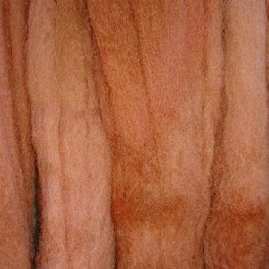 Apricot Sherbet Tops - Highland Felting and Fibre Supplies