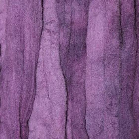 Eggplant Tops - Highland Felting and Fibre Supplies