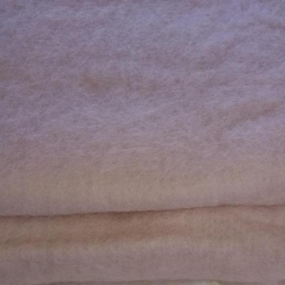 Flesh Prefelts - Highland Felting and Fibre Supplies