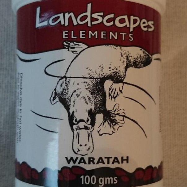 Waratah - Highland Felting and Fibre Supplies